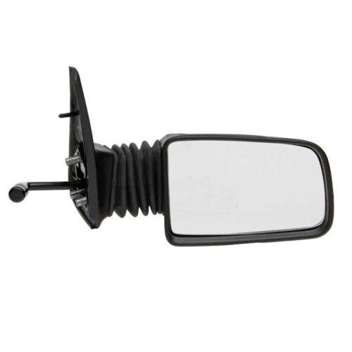 FITS PEUGEOT 205 1988-1996 côté conducteur Os Main Droite Porte Aile Miroir