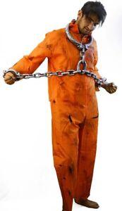Halloween-Convict-Zombie-Creepy-Fancy-Dress-5-ORANGE-PRISONER-BOILER-SUIT