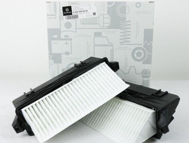 Mercedes-Benz Luftfilter Filter OM651 651 CDI W205 C-Klasse GLC A6510940100