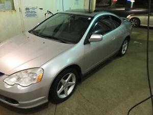 2003 Acura Rsx Premium 2.0L Automatic