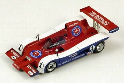 Spark 1/43 Lola T333CS Can Am 1978 #1 from Japan