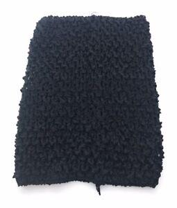 "8/"" LINED Crochet Waffle Headbands~ Tutu Tops"