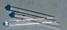 1.8 mm Blue LED's Pack of 25 L18BD-25