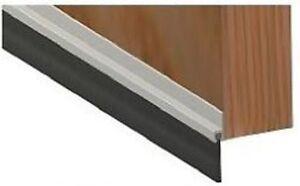 5x-Exitex-Puerta-de-Aluminio-Inferior-Burlete-Cepillo-Tira-Igual-que-Protector