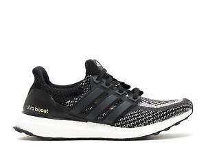 Details zu Adidas Ultra Boost 2.0 3M Reflective, blackwhite, EU 44 US 10, BY1795