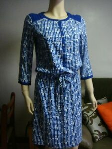 BNWT-ESPRIT-Old-Time-Favourite-Dress-free-shipping-US-2-UK-4