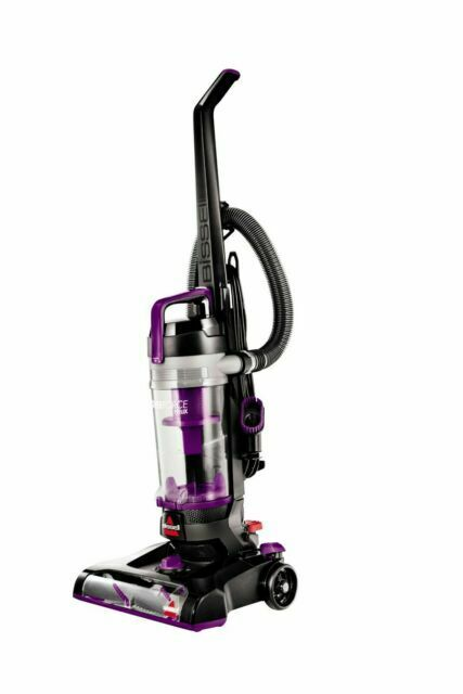 Bissell Upright Vacuum Deep Cleaner Suction Powerful Helix Bagless Lightweight