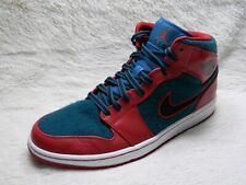 cf87089e46ef94 item 7 Nike Air Jordan 1 Mid Mens Size 12 Basketball Gym Red Dark Sea FREE  S H -Nike Air Jordan 1 Mid Mens Size 12 Basketball Gym Red Dark Sea FREE S H