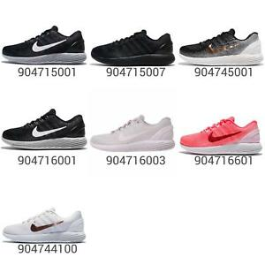 best sneakers 15215 f2946 Image is loading Nike-Lunarglide-9-IX-Men-Women-Running-Shoes-