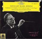 Mozart: Sinfonie N. 35, 32, 38 / Karl Bohm, Berliner - LP Dgg Tulip