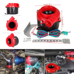Car-Fake-Dump-Electronic-Turbo-Blow-Off-Hooter-Valve-Analog-Sound-Simulator-BOV