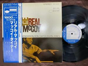 McCOY-TYNER-THE-REAL-McCOY-BLUE-NOTE-GXF-3008-OBI-STEREO-JAPAN-VINYL-LP