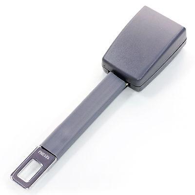 "Type A 7//8/"" Buckle Gray E-Mark Safe Rigid 7/"" Seat Belt Extender"