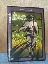 Ninja Scroll: The Series - Vol. 3: Deliverance (DVD, 2004) anime