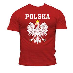 T-Shirt-polska-polen-Weltmeisterschaft-2018-Russland-Fusballfans-Polen-Facher