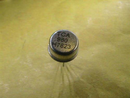 IC bloc de construction tca980 10995