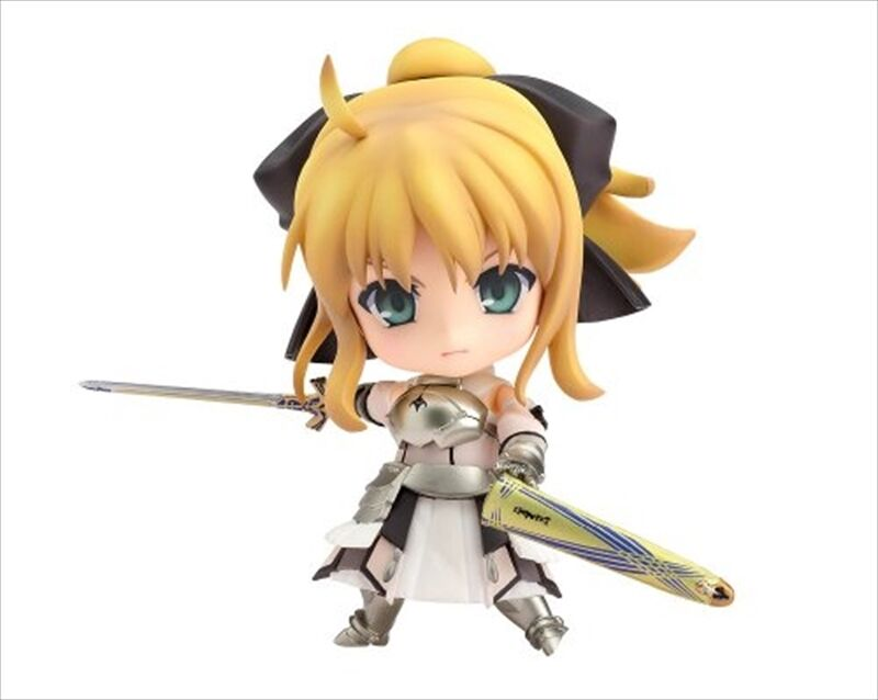 Good Smile Nendoroid Fate/unlimited codes Saber Lily Action Figure From Japan