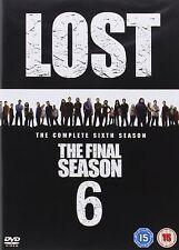 Lost - Season 6 Evangeline Lily, Matthew Fox Brand New Sealed DVD
