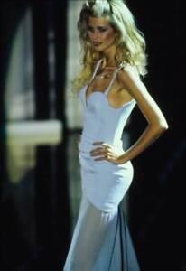 Image Is Loading Gianni Versace Bustier Y Corset Dress Size It