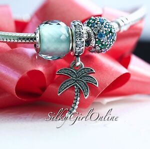 Image Is Loading Pandora Christmas Gift Set Sparkling Palm Tree Bead