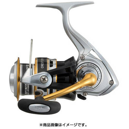 Daiwa 16 CREST 2506 Spinning Reel New