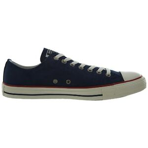 f89fbefcc Details about Men's Converse Chuck Taylor All Star OX Low Midnight Navy  Fashion Casual 157639F