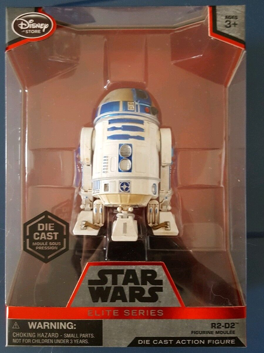 Star Wars Elite Series Die Cast R2D2