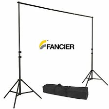 Background Stand Backdrop Support System Kit 8ft by 10ft wide By Fancier Studio