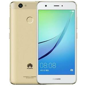 Details About Huawei Nova White Gold Dual Sim 64gb 5 4gb Ram 12mp Android Phone By Fedex