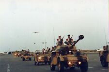Légionnaires du 1er REC décorés sur la Base de N/'Djamena TCHAD Militaria