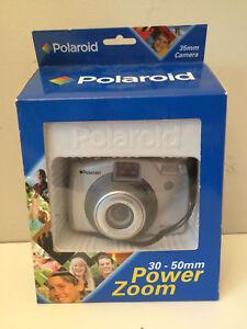 Polaroid Pz1400 Power Zoom 35-50mm Film Camera With Case H3 Bereitstellung Von Annehmlichkeiten FüR Die Menschen; Das Leben FüR Die BevöLkerung Einfacher Machen Analogkameras