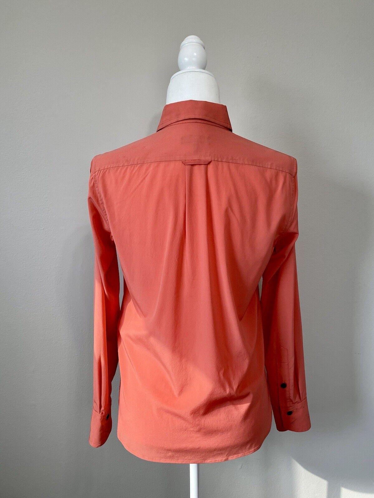 rag and bone silk blouse - image 6