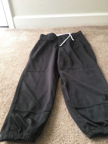 a alta morbidi da pena con zip la donna pantaloni a softball Vale vita neri chiusura 8xFXRqxt0