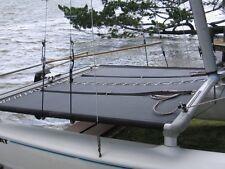 New Black Mesh Tramp Trampoline for Hobie Cat 16 Catamaran
