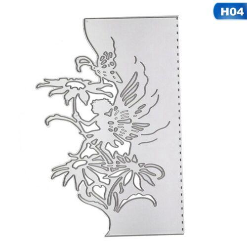 Multi Cutting Dies Metal Stencil DIY Scrapbooking Embossing Paper Photo Crafts*