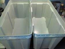 Taylor Ice Cream Machine 8756 Mix Tubs Both Included