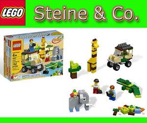 NEU-LEGO-Steine-Creator-amp-Co-4637-SAFARI-Zoo-Tiere-Afrikas
