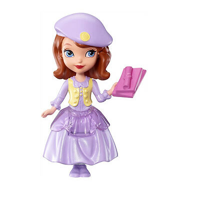 "Disney Princess Sofia the First 3"" Doll - Amber Hildegard Oona or Sofia NEW"