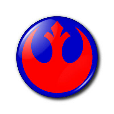 25mm Button Badge - Star Wars Rebel Alliance Symbol