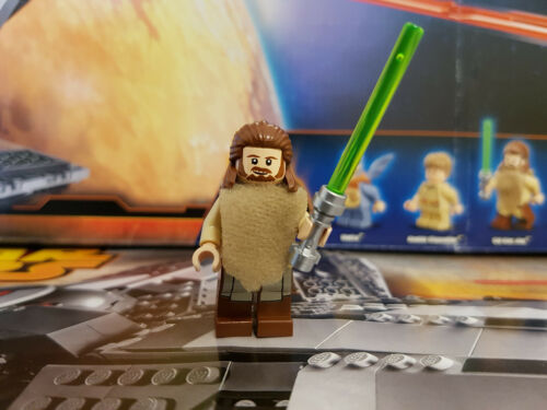 LEGO® Star Wars™ Qui-Gon Jinn  Neu /& Unbespielt 75096