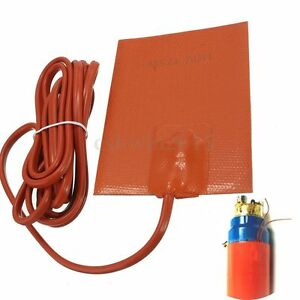 Engine-Heater-Oil-Pan-Tank-Car-Truck-Start-Pre-Heater-175W-110V-Silicone-Hot-Pad