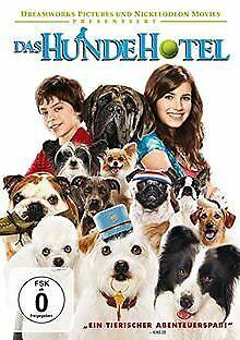 Das Hundehotel (Hotel For Dogs) von Thor Freudenthal | DVD | Zustand gut