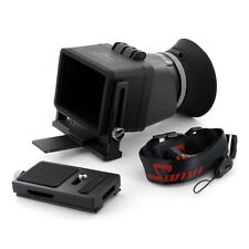 "GGS Swivi Foldable 3X Viewfinder II for 3"" LCD screen HD DSLR Video Camera"