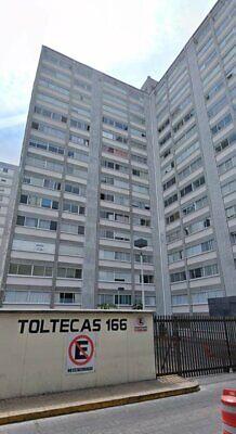 DEPARTAMENTO EN VENTA AV. TOLTECAS #166 TORRE G, ALVARO OBREGON, CDMX