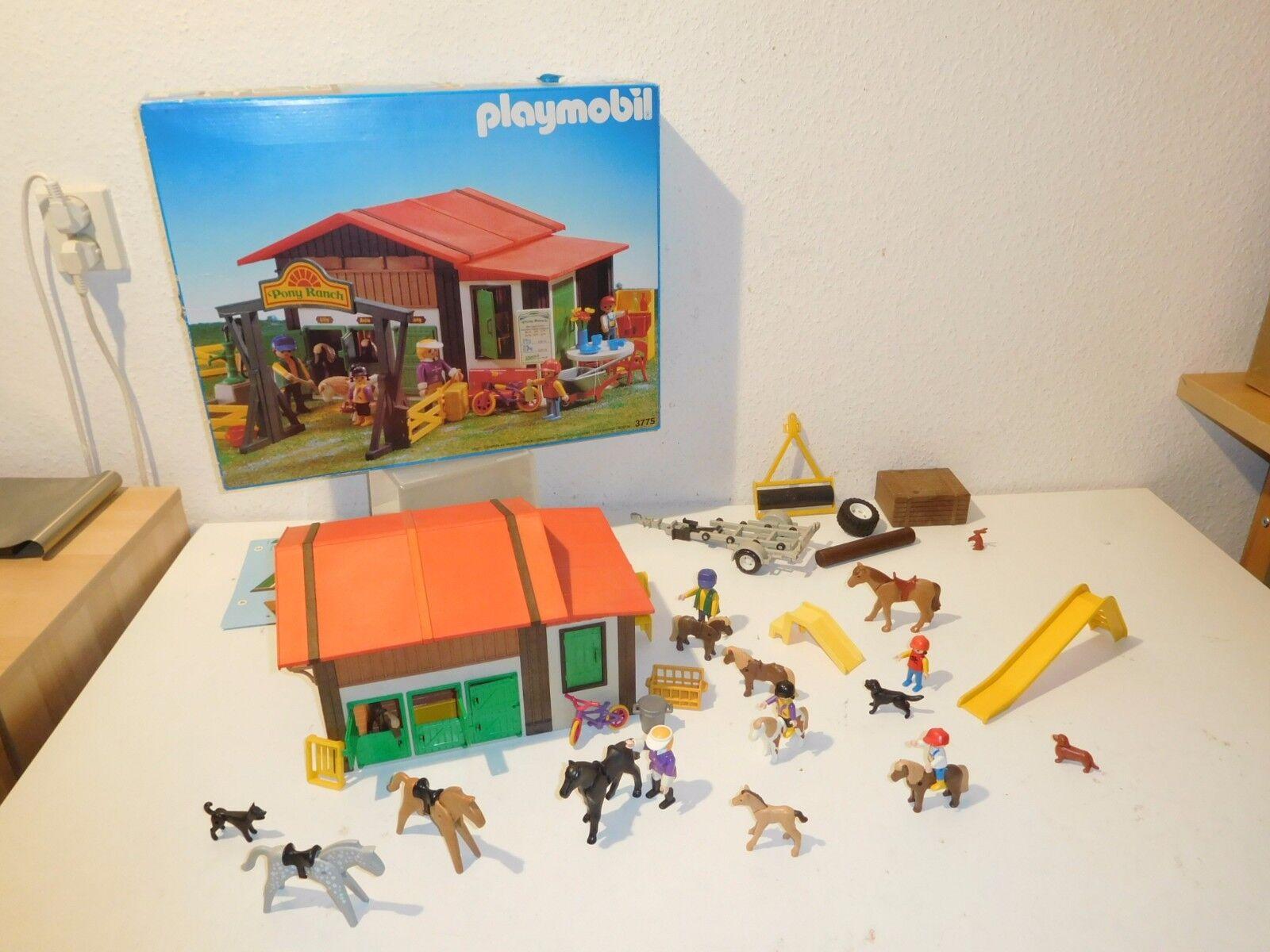 3775 3775 3775 ponyhof Playmobil ovp    eine große Vielfalt  f9e211