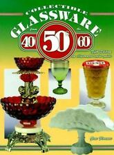 Collectible Glassware from the 40s, 50s and 60s by Gene Florence (hardcover)