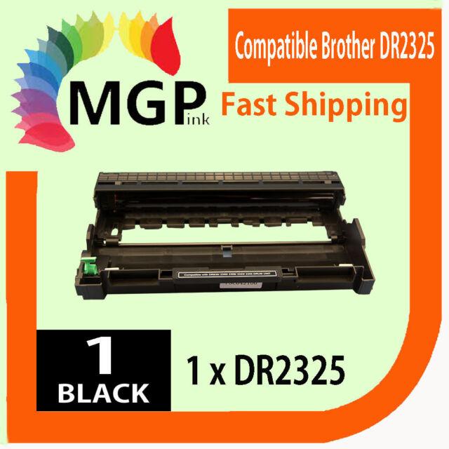 1x Compatible DR2325 Drum Cartridge for Brother HL-L2300D HL-L2365DW HL-L2380DW