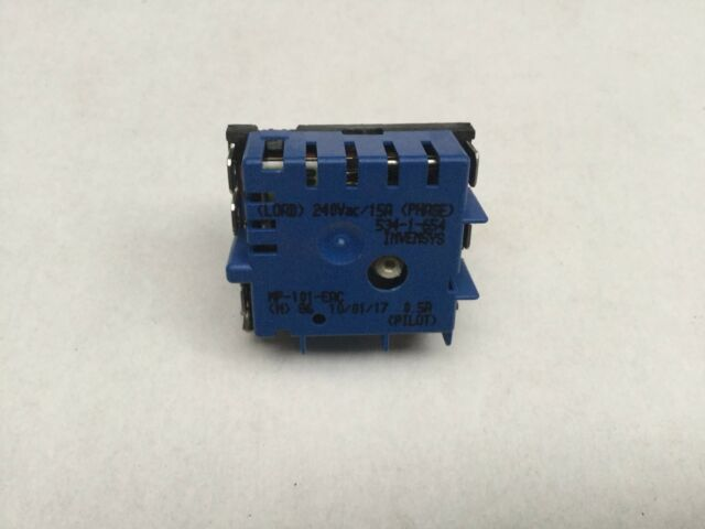 Westinghouse Kimberley 509 Ceramic Cooktop Hotplate Control Switch PAJ509RC*02