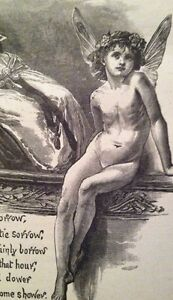 Antique nude picture
