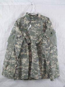 Aramid-Nomex-Large-Regular-Army-Aircrew-Shirt-Coat-Digital-A2CU-ACU-USGI-NWT